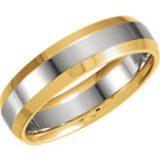Aro de Matrimonio bicolor, 1WW-210691
